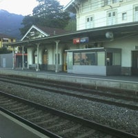 Photo taken at Gare d'Aigle by Francisco S. on 8/17/2011