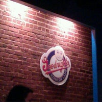 Photo taken at Goodnight's Comedy Club & Restaurant by helen b. on 9/9/2011