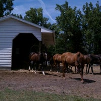 Photo taken at Bennett Bunn Plantation by Lori B. on 9/9/2011