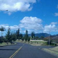 Photo taken at The Real Mililani Mauka by Brian F. on 10/12/2011