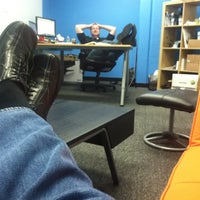 Photo taken at Dashter HQ by Steve Z. on 1/13/2012