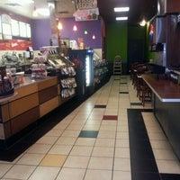 Photo taken at Quiznos by Esmeralda D. on 8/4/2012