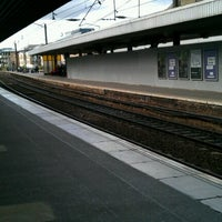 Photo taken at Haymarket Railway Station (HYM) by Ceridwen H. on 9/5/2012
