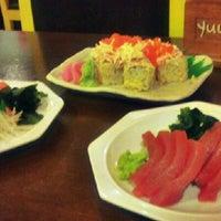 Photo taken at Yuujin by Mark M. on 2/14/2012