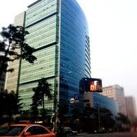 Photo taken at CJ Cheiljedang Center by Sangyoon L. on 4/23/2012