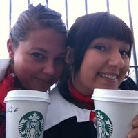 Photo taken at Starbucks by Serena S. on 4/23/2012