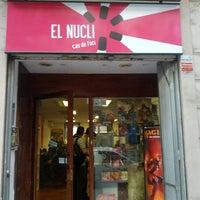 Photo taken at El Nucli by Luis M. on 8/8/2012