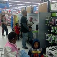 Photo taken at Walmart Supercenter by Pattycake on 2/4/2012