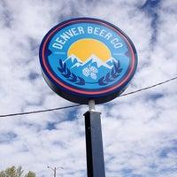 Foto tirada no(a) Denver Beer Co. por Jeremy S. em 3/31/2012