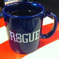 Photo taken at Rogue Ales Public House by C.C. C. on 7/9/2012