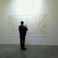 Photo taken at Postmasters Gallery by MuseumNerd on 11/5/2011