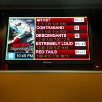 Photo taken at Marcus Midtown Cinema by Greg Q. on 1/28/2012