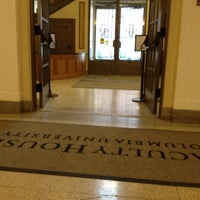 Photo taken at Faculty House - Columbia University by Anne B. on 11/4/2011