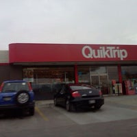 Photo taken at QuikTrip by Alexis T. on 12/4/2011
