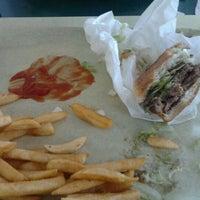 Photo taken at Burger Shoppe by Ryan P. on 5/20/2011