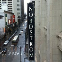 Photo taken at Nordstrom Downtown Seattle by Phil S. on 3/4/2011
