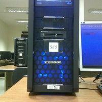 Photo taken at Computer Building (Dar Guzeppi Zahra) by JeanPaul A. on 11/29/2011
