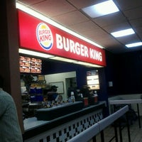 Photo taken at Burger King by Amy B. on 1/26/2012