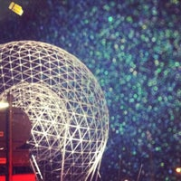 Photo taken at Rise (The Balls On The Falls) by Linda S. on 11/12/2011