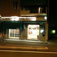 Foto diambil di Antica Trattoria della Gigina oleh Piermichele G. pada 9/29/2011