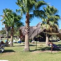 8/25/2012にİpek K.がAspat Beachで撮った写真