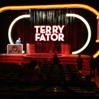 Photo taken at Terry Fator Theatre by Meagan on 5/30/2012