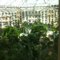 Photo taken at Gaylord Palms Resort & Convention Center by Dan H. on 4/16/2012