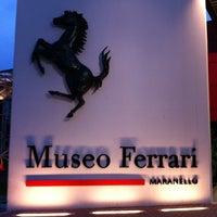 Foto scattata a Museo Ferrari da Giancarlo F. il 4/7/2012