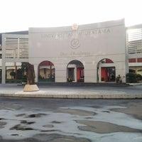 Photo taken at Universitas Widyatama by Kemas Y. on 2/11/2012