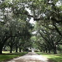 Photo taken at Boone Hall Plantation by Michael T. on 7/21/2012
