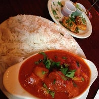 Photo taken at Chaat Cafe by Mike H. on 6/14/2012