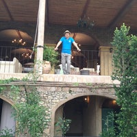 Photo taken at La Toscana Resort by Theyot S. on 4/1/2012