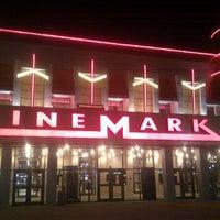 Photo taken at Cinemark at Macedonia by Eric L. on 6/21/2012