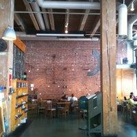 Photo taken at Zeitgeist Kunst & Kaffee by Kerry M. on 8/10/2012