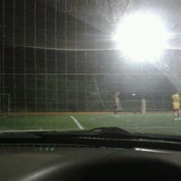 Photo taken at Planet Soccer by Fabio P. on 5/3/2012