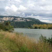Photo taken at Camping Ill De La Comptesse by Nick M. on 8/7/2012
