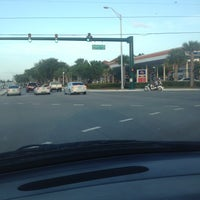 Photo taken at PGA Blvd & Prosperity by Shannon L. on 5/12/2012