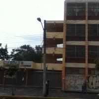 Photo taken at Escuela Primaria Alfredo V. Bonfil by Zue R. on 6/24/2012