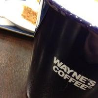 Photo taken at Wayne's Coffee by Malin F. on 4/12/2012