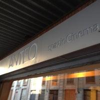 Photo taken at Anteo Spazio Cinema by Fabio C. on 7/9/2012