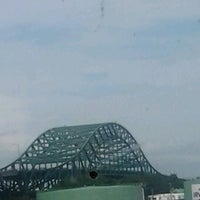 Photo taken at New Hampshire / Maine State Line by Charlie C. on 8/12/2012