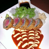 Photo taken at Ru San's Japanese Sushi & Cuisine by James P. on 8/29/2012
