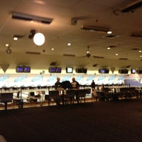 Photo taken at White Sands Bowling Center by Lee E. on 4/13/2012