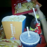 Photo taken at Cinemex by manuel b. on 2/6/2012