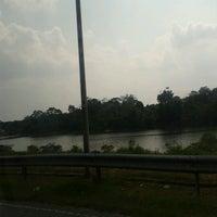 Photo taken at Batang Melaka, Melaka Borders by Fatin A. on 8/19/2012