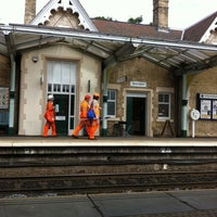 Photo taken at Beeston Railway Station (BEE) by Andrew A. on 6/27/2012