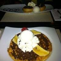 Photo prise au Crepes & Waffles par Manuela R. le6/10/2012