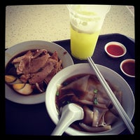 Photo taken at Tiong Bahru Market & Food Centre by quartergal on 8/9/2012