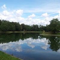 7/25/2012 tarihinde Daria F.ziyaretçi tarafından Парк «Останкино»'de çekilen fotoğraf