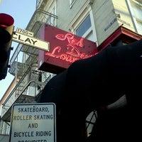 Photo taken at Red Devil Lounge by Jose C. on 4/14/2012